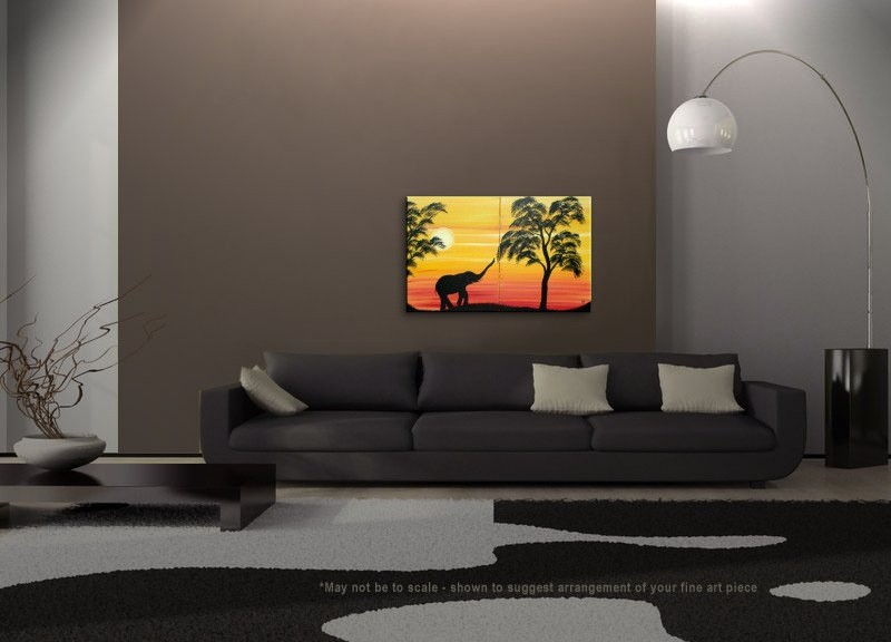 Wall Art Decor Living Room Canvases