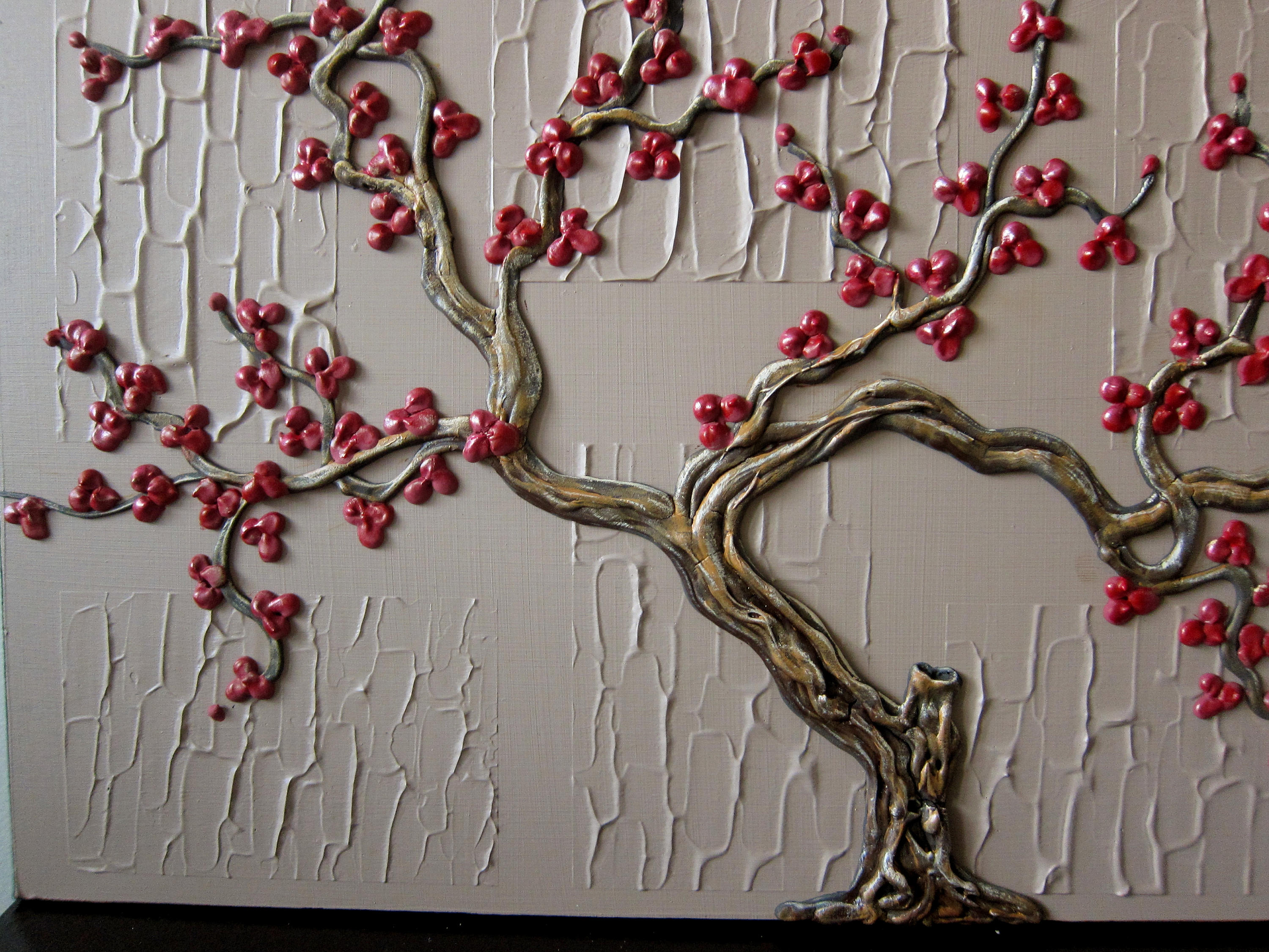 3d Tree Wall Art